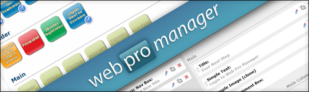 Web Pro Manager - Release date: April 11, 2011